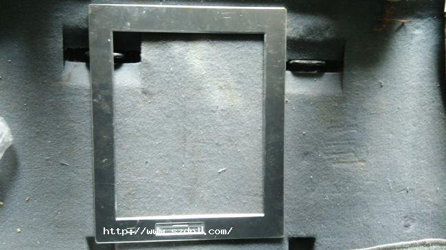 CNC电脑锣加工一批铝工控屏框,加工时间符合我的预期