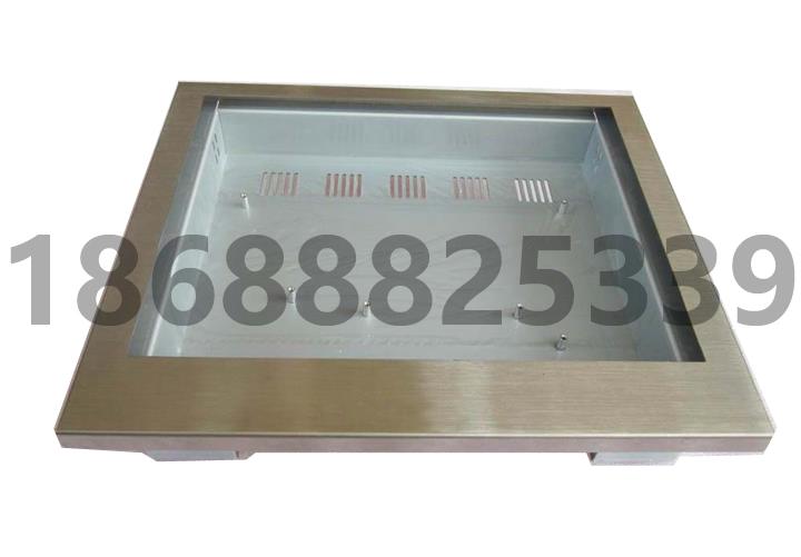 工业平板电脑外壳铝合金面板工控机机箱